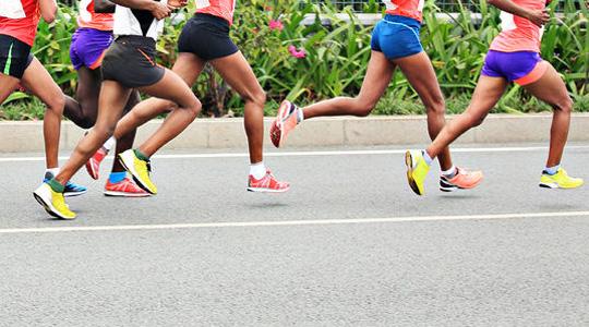 Lauftraining und Marathonvorbereitung