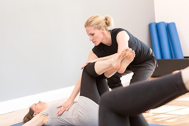Pilates Berlin bei FRISCH Pilates