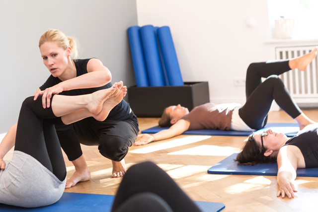 Pilates-Kurse Berlin Charlottenburg